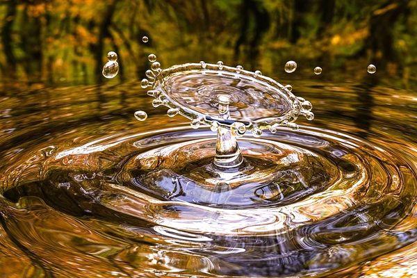sueños con agua limpia