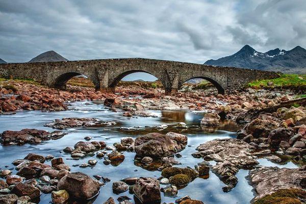 sueños con puente y agua
