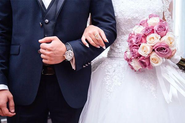 soñar con mi boda