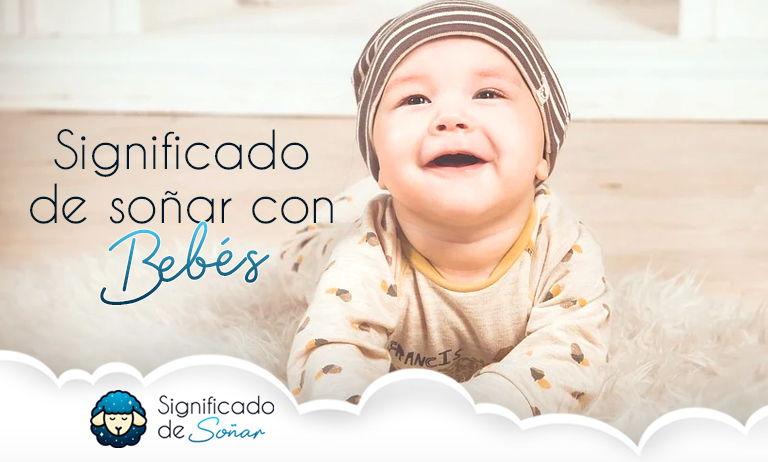 significado de soñar con bebes