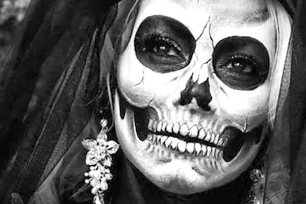sueños con la santa muerte
