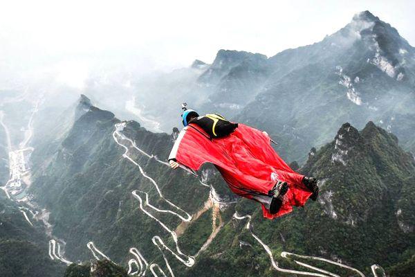 soñar con volar alto significado