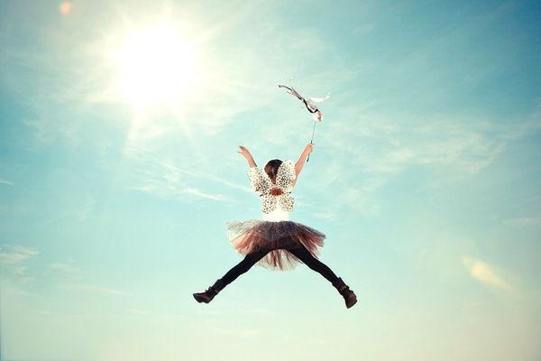 soñar con volar frecuentemente