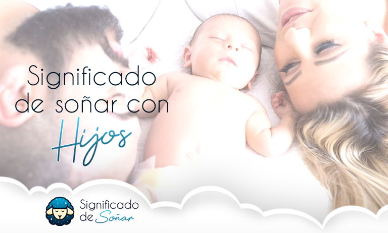soñar con hijos